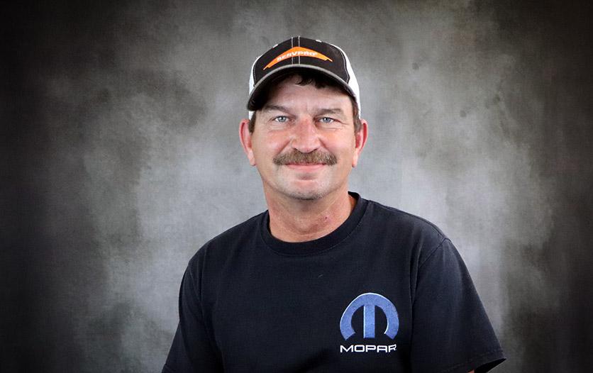 Kevin Hodge, JR